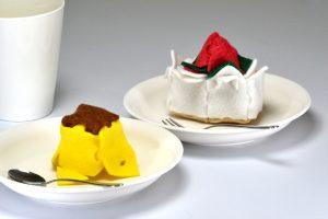 茨木広告宣伝舎 商品写真撮影例(フェルトクラフト)