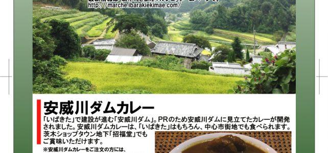 広告宣伝チラシ制作事例(2017年11月・茨木市・商店街イベント出店)