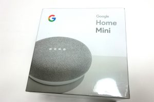 Google Home Miniパッケージ