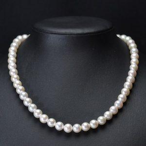 茨木広告宣伝舎 商品写真撮影例(ジュエリー真珠)