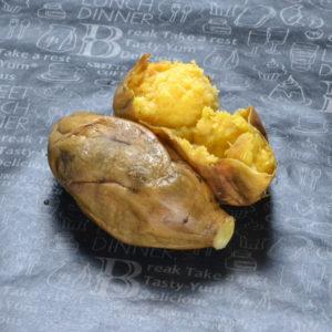 茨木広告宣伝舎 商品写真撮影例(食品安納芋焼き芋安納黄金)