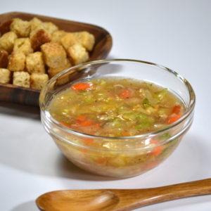 茨木広告宣伝舎 商品写真撮影例野菜スープイメージ