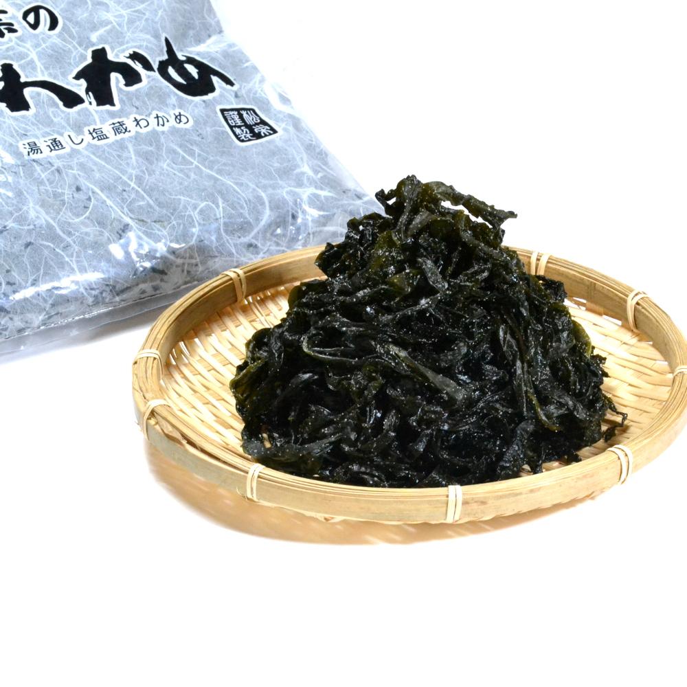 茨木広告宣伝舎 商品写真撮影例三陸わかめ塩蔵
